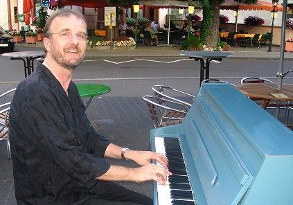 Klaviermusik Open Air